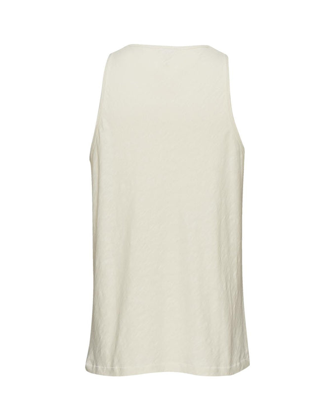 JJVCMELROSE TANK TOP WHISPER WHITE