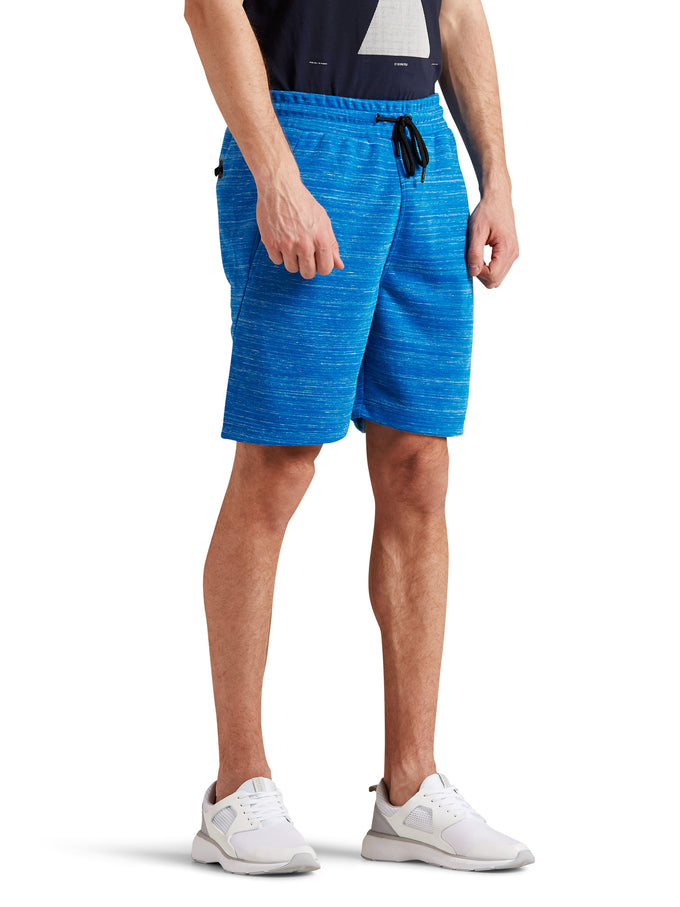 JJCOSTRONG SWEAT SHORTS DIRECTOIRE BLUE