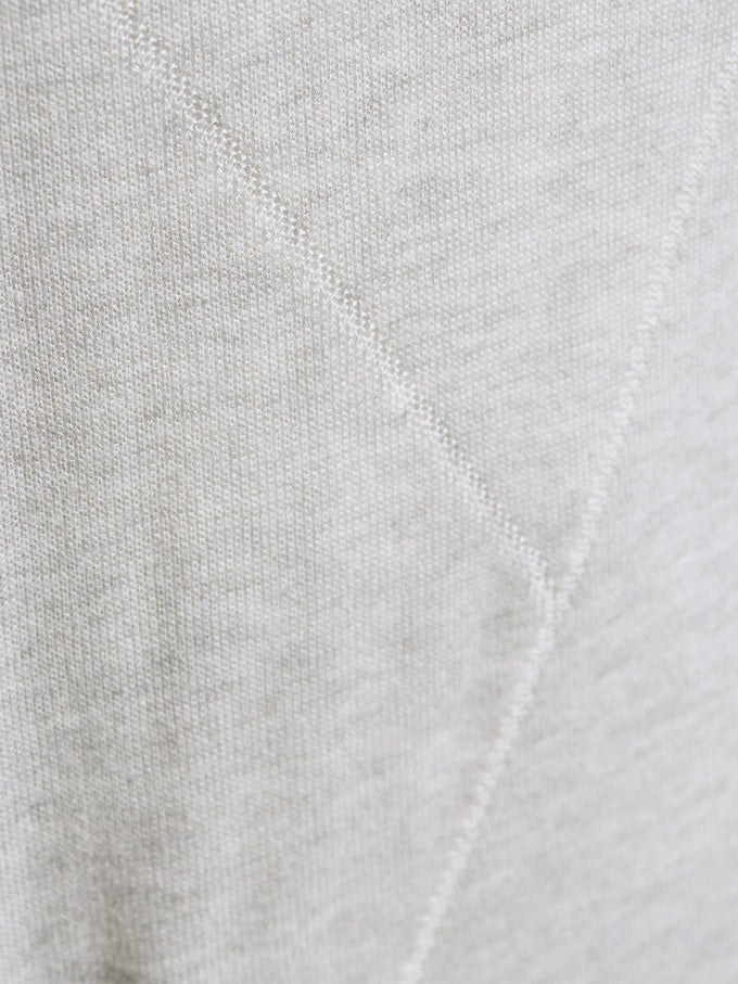 JJCOHERO PULLOVER Treated White