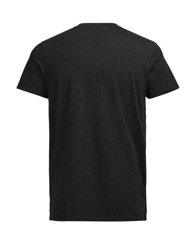 JJCOMAC T-SHIRT BLACK