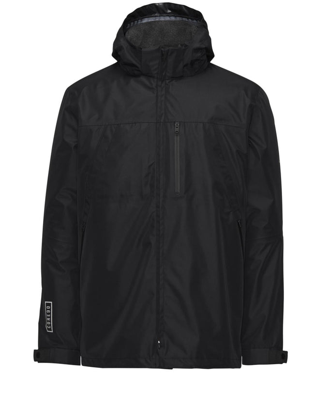 JJCOSTONE JACKET (3 IN 1) BLACK
