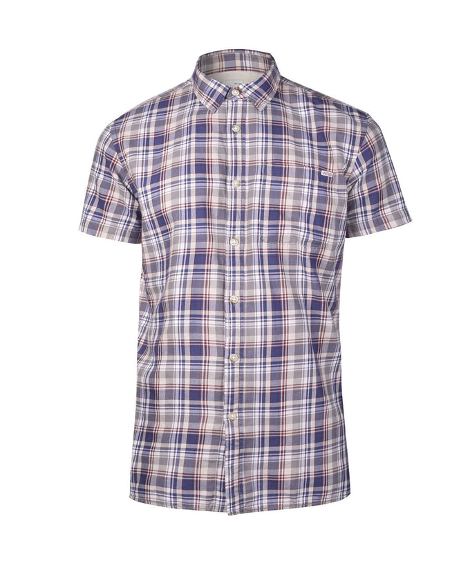 F-JJVCMAYWOOD SHIRT MOOD INDIGO