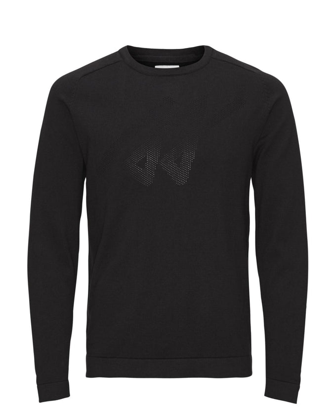 JJCOBIT SWEATSHIRT Black