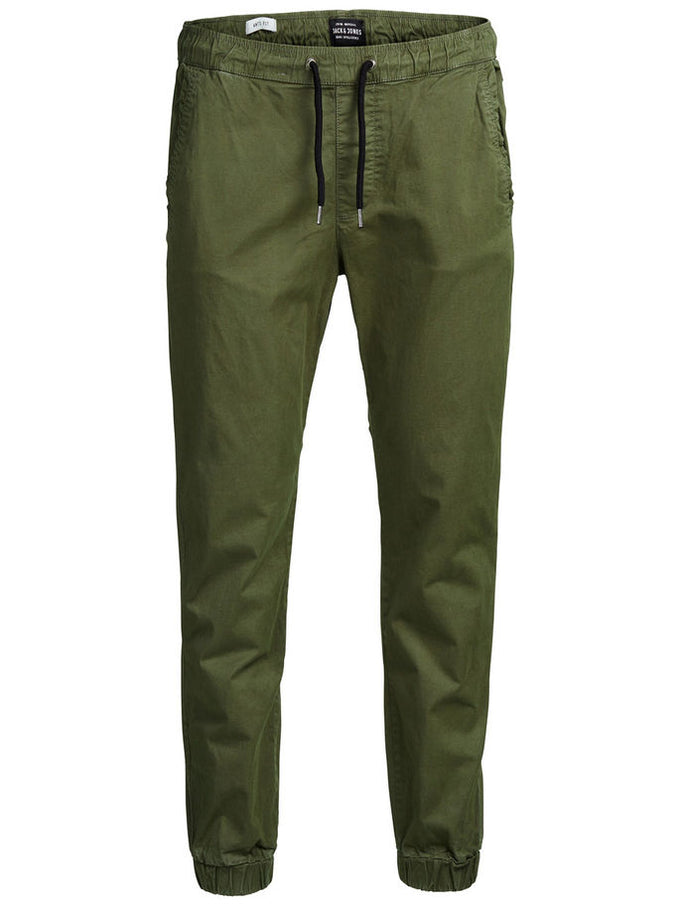 OLIVE JOGGER PANTS OLIVE NIGHT