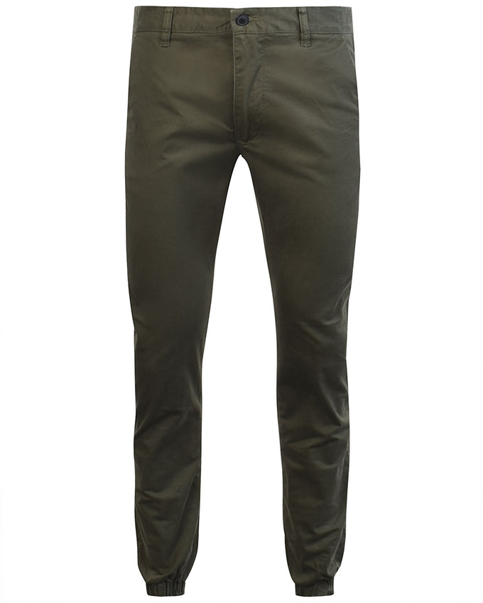 JJPAUL BRYAN PANTS Olive Night