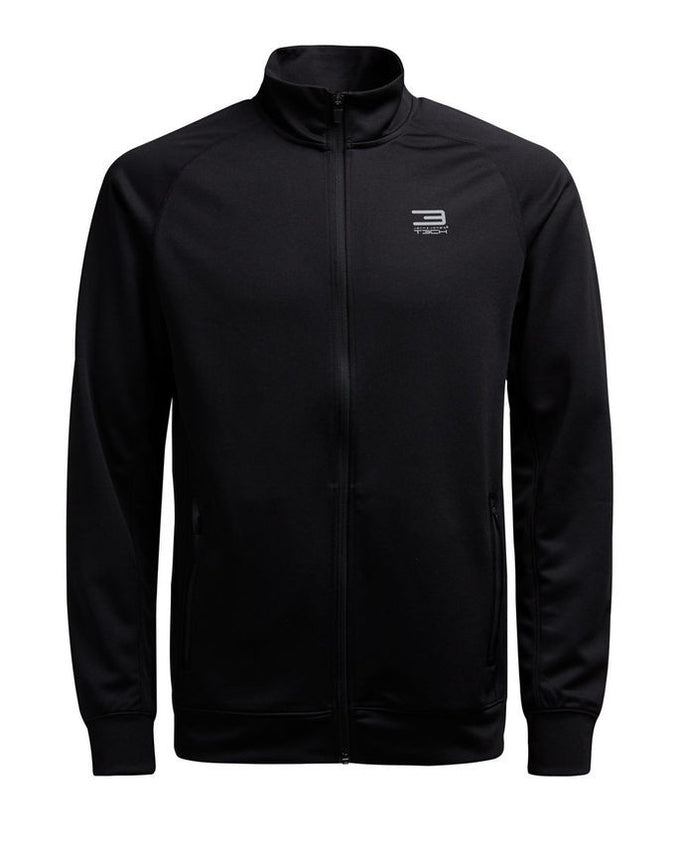 JJTFLY TRAINING JACKET BLACK