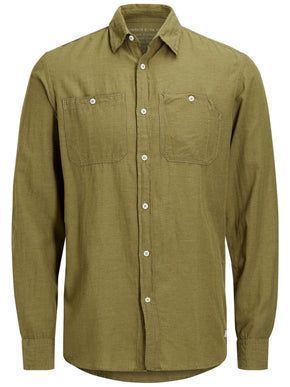 UTILITY LONG SLEEVE SHIRT