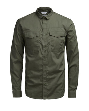 CHEMISE CORE STYLE UTILITAIRE