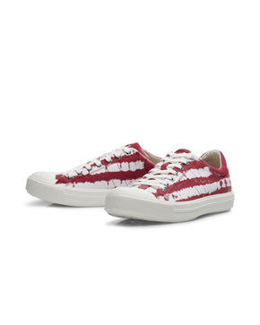 LIGHTWEIGHT CANVAS TIE-DYE SNEAKERS