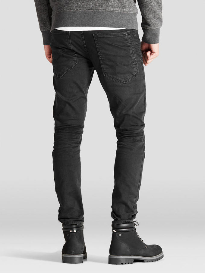ANTI-FIT LUKE 999 BLACK JEANS Black
