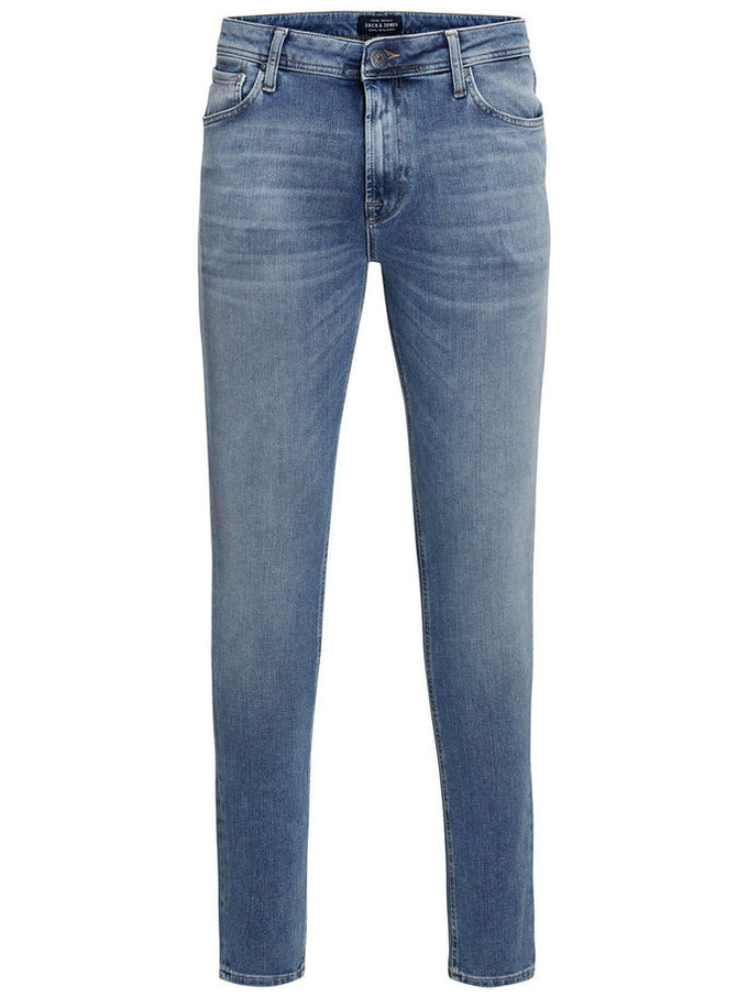 JJILIAM ORIGINAL JOS 382 JEANS Blue Denim