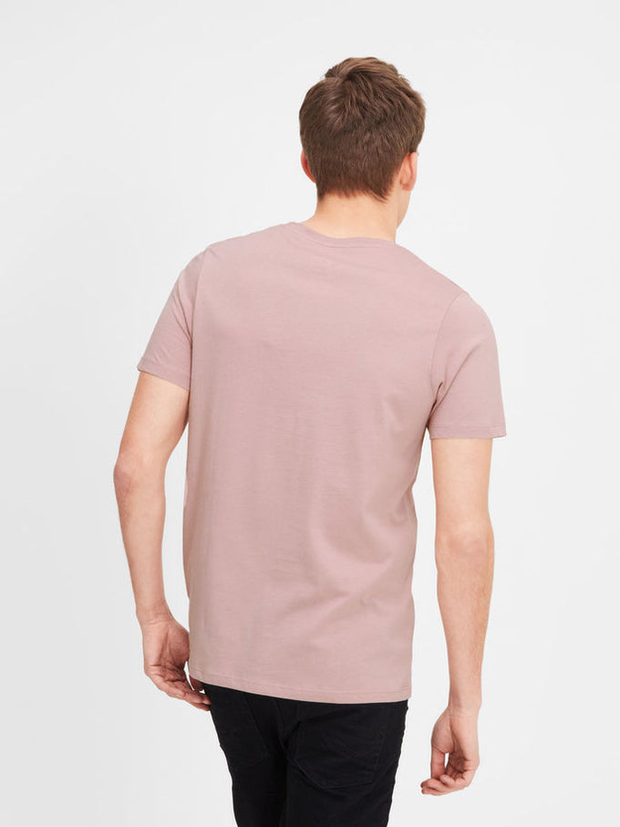 JJORCARTOON T-SHIRT MAUVE