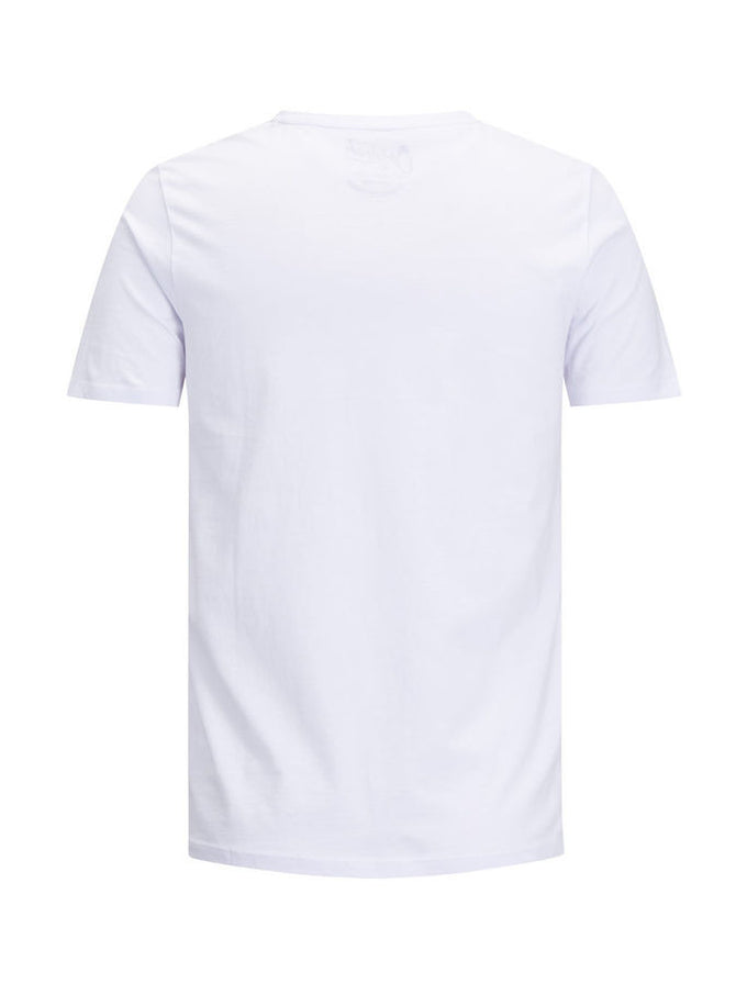 JJORCARTOON T-SHIRT WHITE