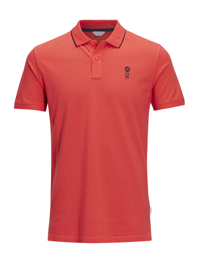 CLASSIC POLO POPPY RED