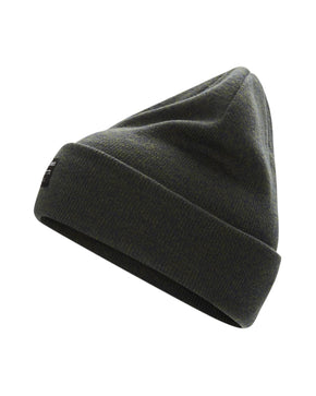 HEATHERED STYLE ROLL UP BEANIE