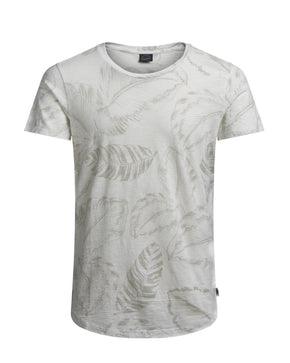 PRINTED LONG T-SHIRT