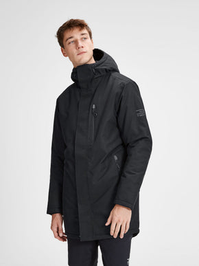LIGHTWEIGHT WATERPOOF THINSULATE PARKA