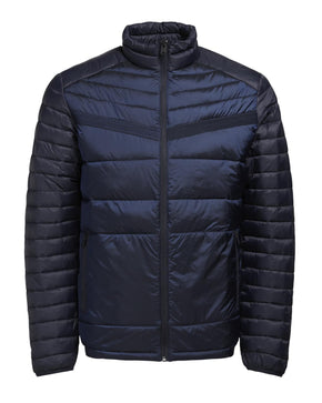 COATED LIGHTWEIGHT PUFFER JACKET
