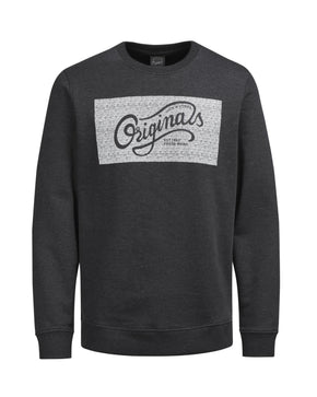 PRINTED ORIGINALS STRETCH SWEATSHIRT