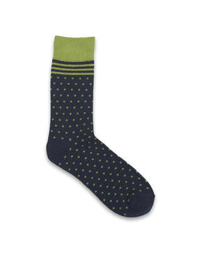 MINI DOTS AND STRIPES SOCKS