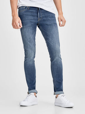 SUPER STRETCH SLIM FIT GLENN 431 BLUE JEANS