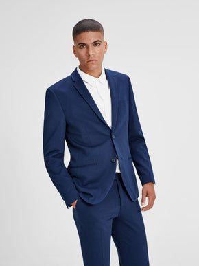 MINIMALIST STRETCH BLAZER