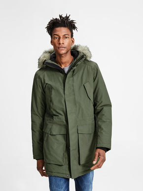 WATERPOOF THINSULATE WINTER PARKA