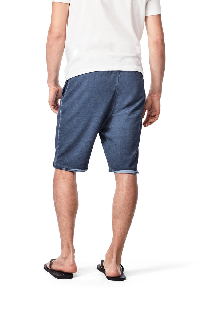 BEACH DAY EVERY DAY LOW RISE SWEAT SHORTS TOTAL ECLIPSE