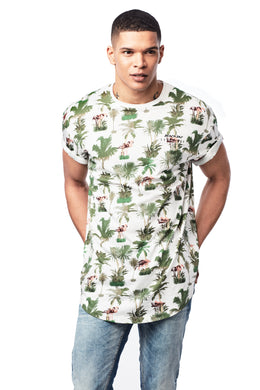 BEACH DAY EVERY DAY ALL-OVER PRINT T-SHIRT
