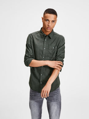 ORIGINALS BRUSHED COTTON SHIRT