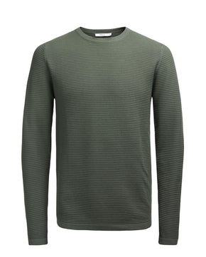 LIGHTWEIGHT TEXTURED PREMIUM SWEATER