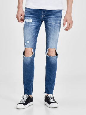 JEAN LIAM 055 À SUPER EXTENSIBLE COUPE SKINNY