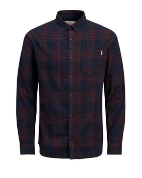 CHECKERED CORE FLANNEL SHIRT
