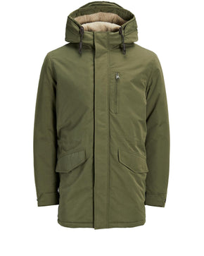 PREMIUM PARKA WITH TEDDY LINING