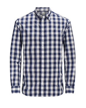 ESSENTIAL GINGHAM SHIRT