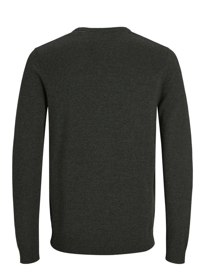 LIGHTWEIGHT ESSENTIAL SWEATER DEEP DEPTHS