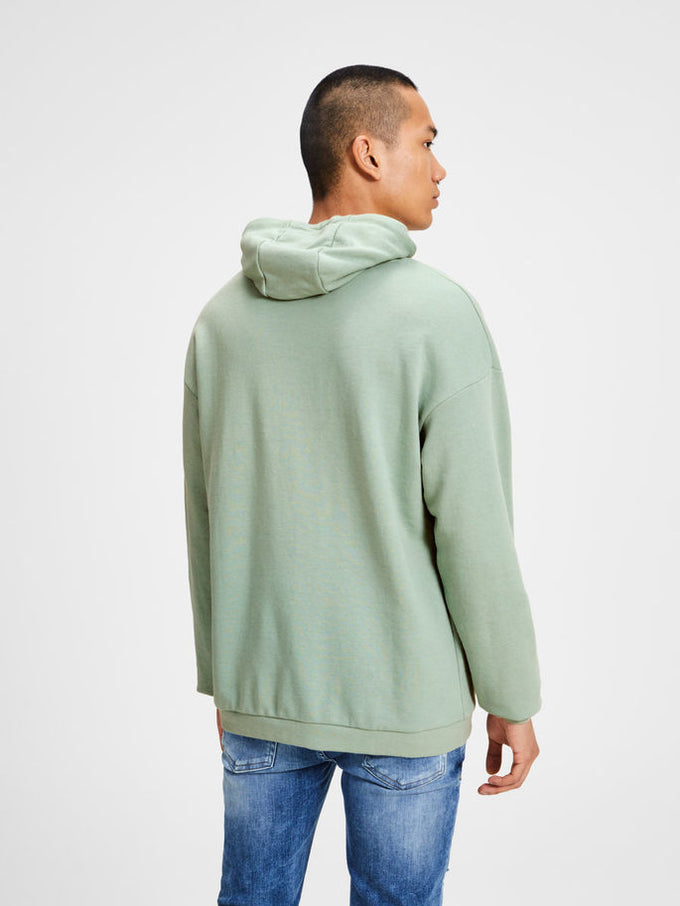 OVERSIZE ORIGINALS SWEATSHIRT ICEBERG GREEN