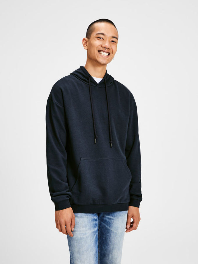 OVERSIZE ORIGINALS SWEATSHIRT TOTAL ECLIPSE