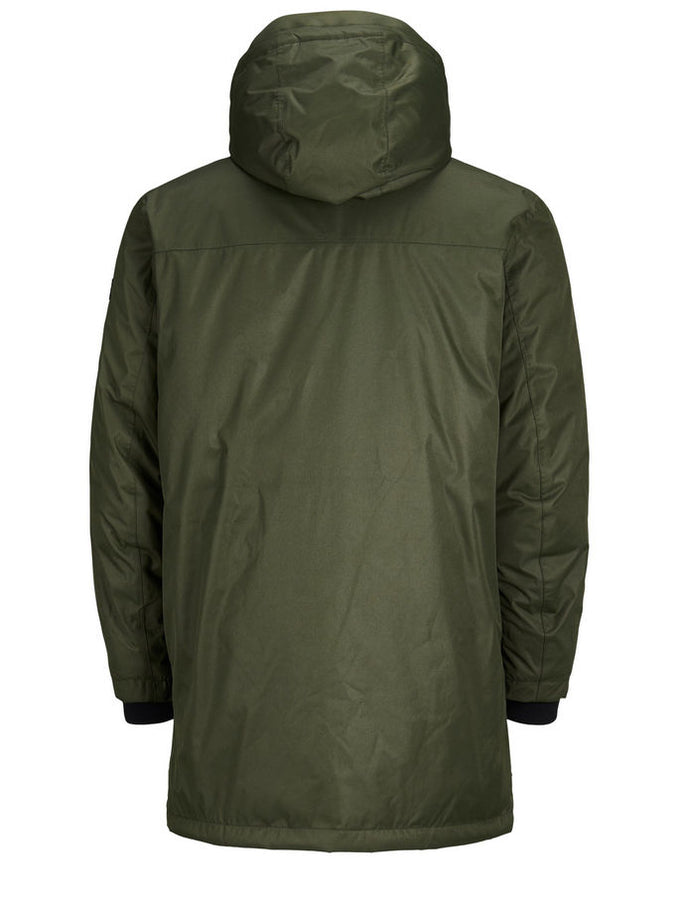 WATERPROOF WINTER PARKA ROSIN