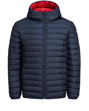 WINDPROOF PUFFER JACKET