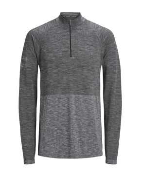 TRUEXCORE HALF-ZIP SWEATER