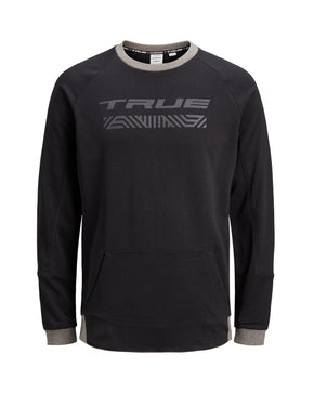 TRUEXCORE SWEATSHIRT WITH POUCH POCKET