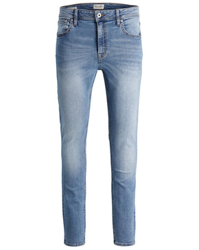 SKINNY FIT LIGHT BLUE LIAM 003 JEANS