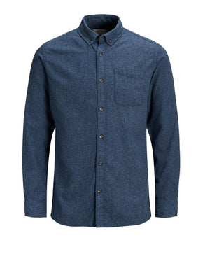WORKWEAR STYLE FLANNEL SHIRT