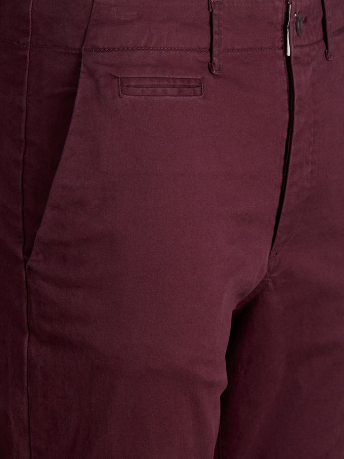 4163c455dca95 CLASSIC BURGUNDY CHINO PANTS WINETASTING