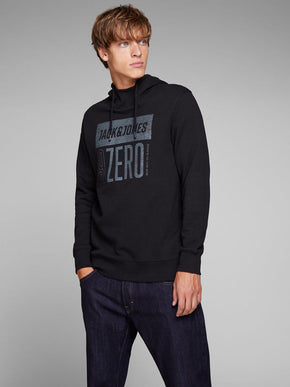 HIGH-NECK CORE HOODIE