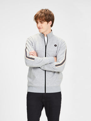 CORE STRIPED TRACK JACKET