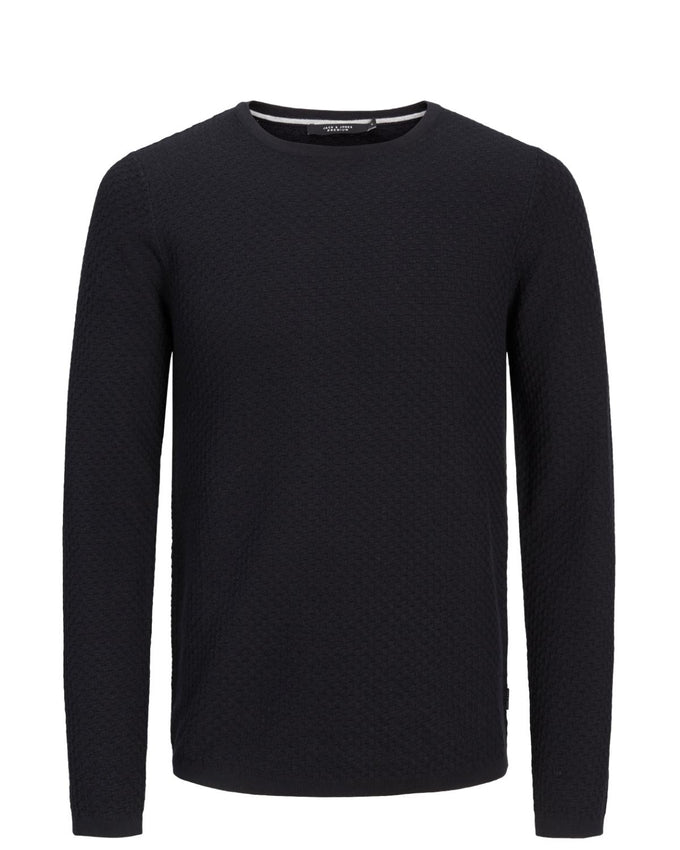 PREMIUM KNIT SWEATER BLACK
