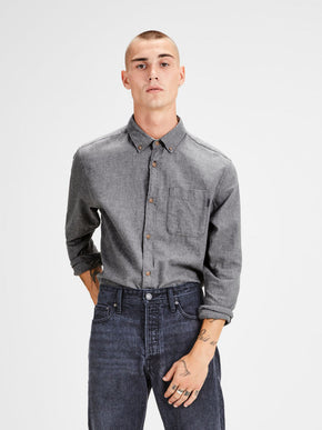 PREMIUM BRUSHED COTTON SHIRT