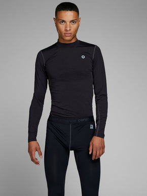 T-SHIRT CORE COMPRESSION MANCHES LONGUES